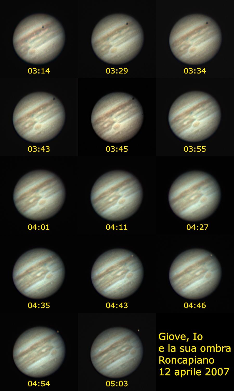 Venus in the solar system