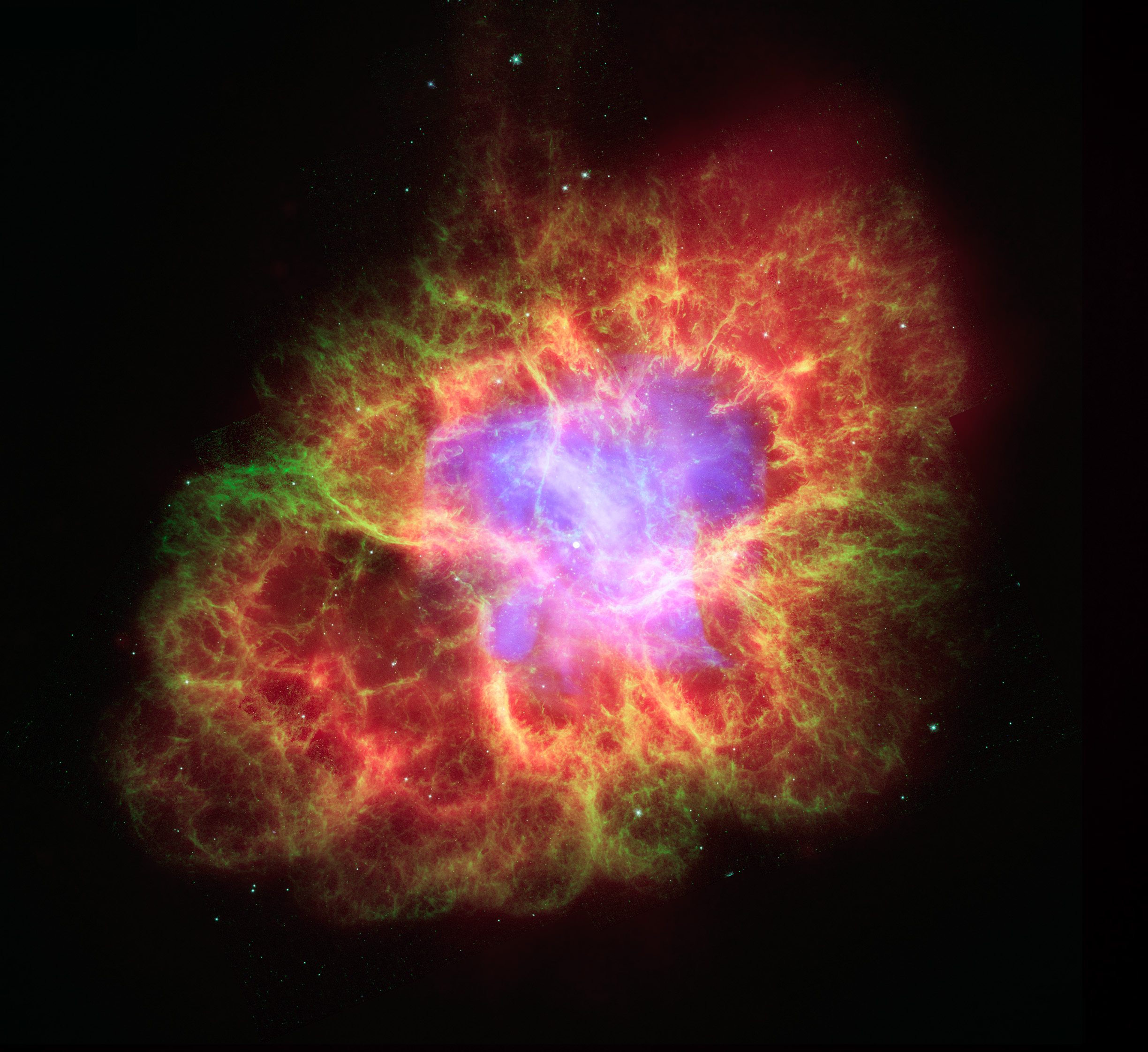crab nebula visible - photo #10